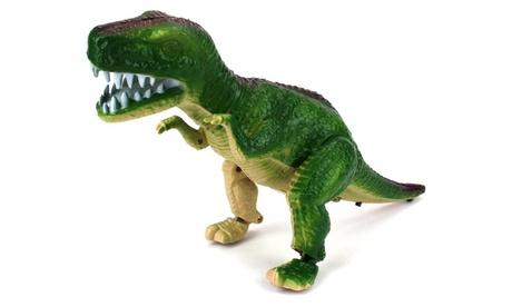 Fantasy Dinosaur T-Rex Battery Op Toy Dinosaur Figure (Colors May Vary) f7b6a61e-d14e-4ea6-8123-0cc43aa54a5e