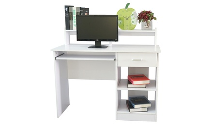 General Style Modern E1 15MM Chipboard Computer Desk