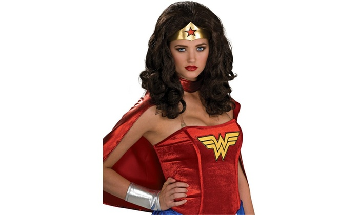 Wonder Woman Adult Wig – One-Size