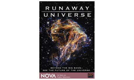 NOVA: Runaway Universe DVD 5390a3ee-baac-436a-9d7d-512ac999f360
