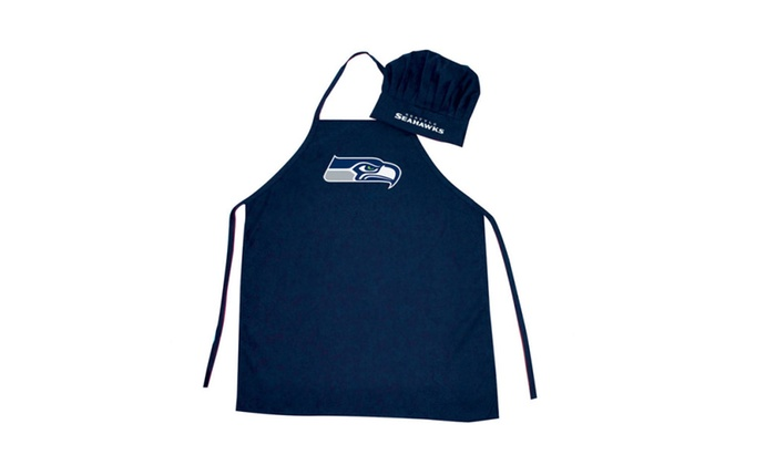 NFL Chef Hat and Apron