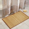 Indoor Outdoor Ideal Mat 4 Different Dimensions Natural Bamboo Floor Mat