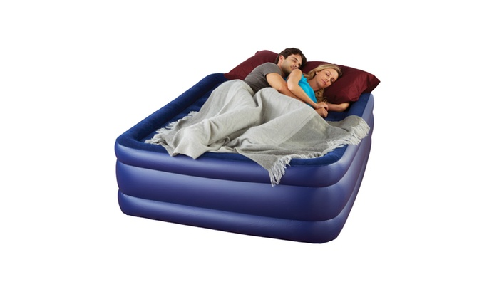 38 Off On Pure Comfort Queen Size Raise Groupon Goods