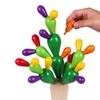 Wood Cactus Blocks Infant Toys Wooden Blocks Toys for Children