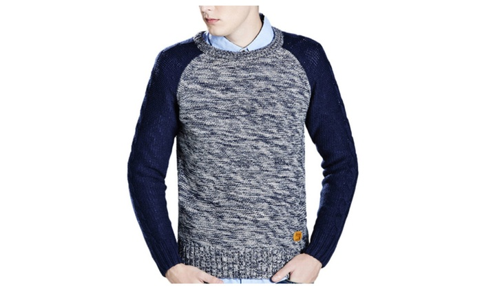 Shefetch Men's Slim Autumn 2015 Trends  Lycra Pullovers