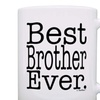 Gift for Brother Best Brother Birthday Gift Coffee Mug Tea Cup White