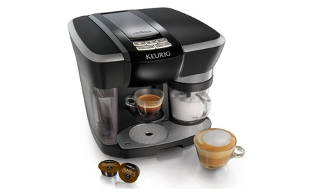 Keurig Rivo Espresso, Cappuccino & Latte System, With 12 Pack Lavazza b9eed26e-46ad-4e18-83b8-0a76745cafc4