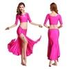 Irregular skirt and Package hip skirts Dance Uniform