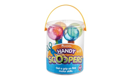 Learning Resources Handy Scoopers™ Set Of 4 ae93fd7d-9117-4ba2-b3f6-0c6e0e55f1c4