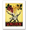 'Union' Canvas Rolled Art