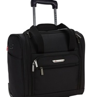 Deals on Travelers Polo and Racquet Club 15-inch Underseat Luggage