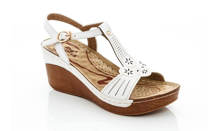 Michael Kors Gold New Open Toe High Heels Sandals Formal Shoes Size US 8 Regular (M, B) 49% off retail
