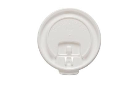 Solo Cups DLX8RPK Liftback & Lock Tab Cup Lids for Foam Cups ea7dcbc8-d087-4c96-b919-0bc28b697fe5