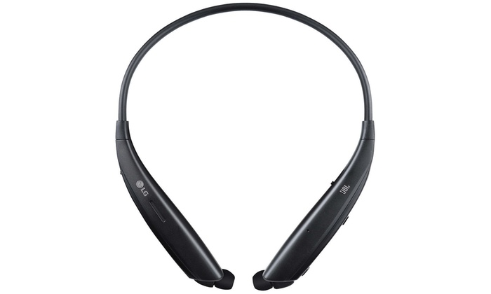 Lg Hbs 835s Tone Ultra Bluetooth Wireless Stereo Headset With External Speaker Groupon