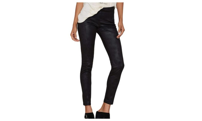Women's Solid Casual Fashion Simple Long Pants