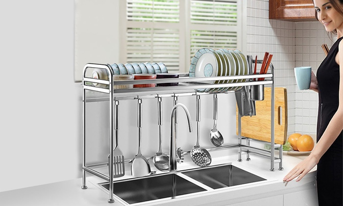 Up To 66 Off On Imountek Stainless Steel Over Groupon Goods