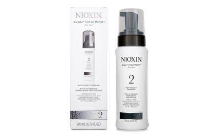 Nioxin Scalp Treatment for Fine Hair System 2 for Hair, 6.76 oz