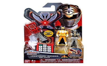 Power Rangers Super Megaforce Legendary Ranger Key Pack Roleplay Toy 064fe48f-d7df-4820-8c1f-78205db7e429