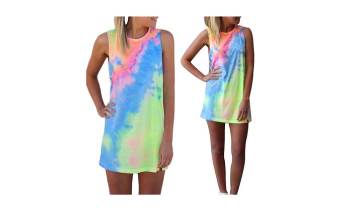 Women Lady Sleeveless Party Vest Top Blouse Tee T-shirt