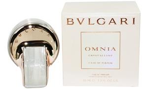 Bvlgari Omnia Crystalline Eau De Parfum Spray 2.2 Oz