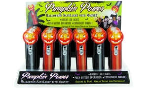 2-Pack: Pumpkin Power Safelight with Magnet
