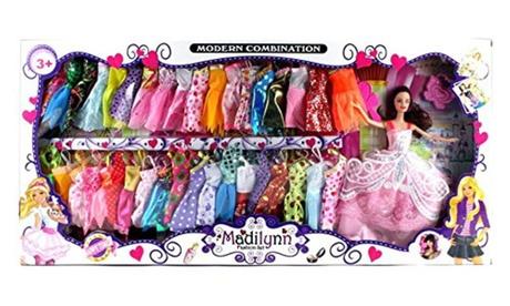 Modern Madilynn Children's Kid's Toy Fashion Doll Playset 73a48453-16a6-4b39-9e63-3403b5668019