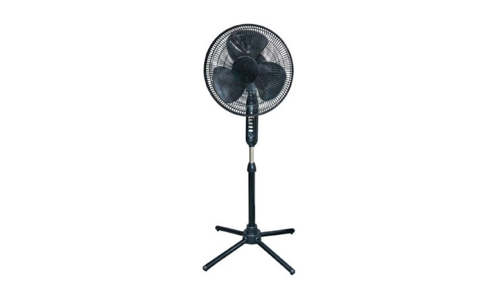 Oscillating Pedestal 16-Inch Stand Fan Quiet Adjustable 3 Speed