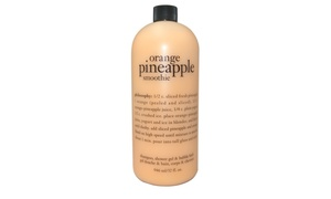 Philosophy Orange Pineapple Smoothie Shower Gel (32 Fl. Oz.)