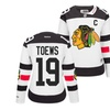 Chicago Blackhawks Jonathan Toews Ladies Stadium Series Premier Jersey