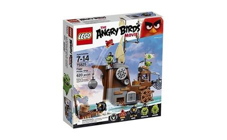 LEGO Angry Birds 75825 Piggy Pirate Ship Building Kit 620 Piece 14a9a787-51a6-4ec5-bad9-aeb455ee0fef