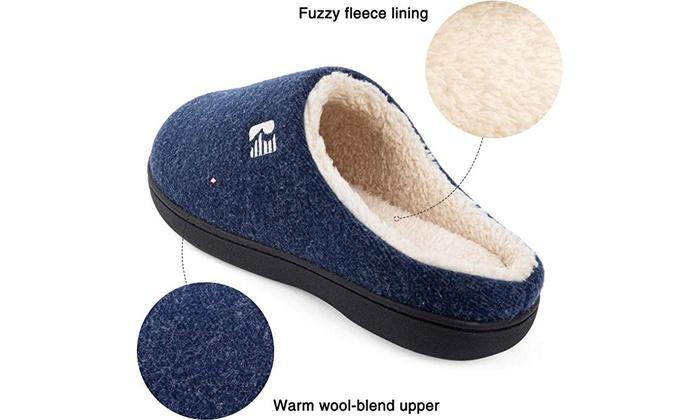 Original Two-Tone Memory Foam Slipper