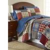 Micro Flannel Quilt Set