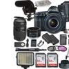 Canon Eos 5D Mark IV DSLR Camera Bundle with EF 24-105mm Lens