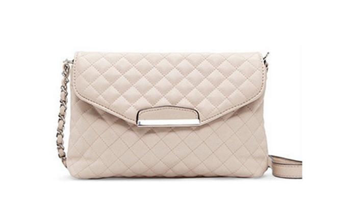 Women Crossbody Shoulder Messenger Bags Clutches Ladies Party Purse
