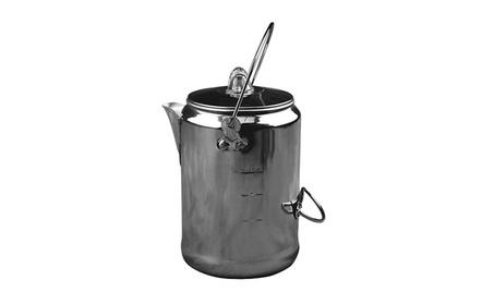 Coleman Company 2000016428 9 Cup Aluminum Coffee Pot e76b3597-8aec-498f-b207-3be6e04de227