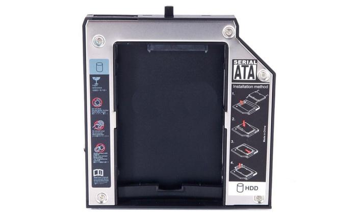 2nd HDD SSD Hard Drive Caddy for IBM Lenovo Thinkpad T430 T430i W530