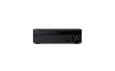 Sony 2 Channel Stereo Receiver w/Phono Inputs & Bluetooth Connectivity 4db0442d-3609-4291-8e95-5dd9e1ec2631