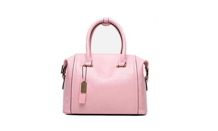 6f279878e06b ... CARLSBAD OUTLET 279 WITH 40% OFF- 170 Michael Kors Bedford Large Navy  blue Shoulder bag ... Womens Fashion Minimalist Package Boston Handbag ...