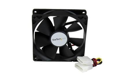 Startech FANBOX92 92x25mm Dual Ball Bearing Computer Case Fan w/ LP4 Connector bd48310b-589a-4ff1-ba10-6c1012946816