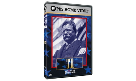 American Experience: TR, The Story of Theodore Roosevelt DVD aafc4e48-2f3a-436a-a073-7fa576eef30c