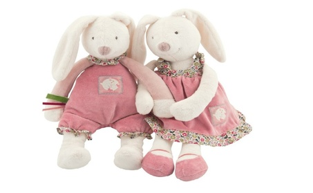 Toys High Quality Lovely Rabbit Appease Doll Baby Dolls 194230c9-7de2-4bf7-87a7-dbfa07da3b1e