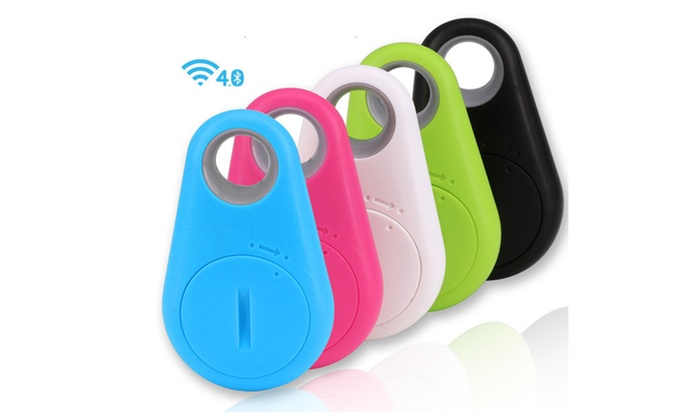 Anti-Loss Bluetooth GPS Tracking Finder Device Car Pets Kids