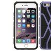 "Iphone 6/6S (4.7"") Hybrid Case Black Tpu , Spider Web"
