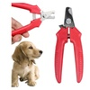 Pet Nail Cutter Animal Claw Nail Grooming Trimmer Clipper