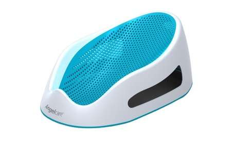 Angelcare Infant Baby Bath Support Safe Bather Pad, Aqua f70750cb-1589-407c-9d2c-f48b991c4035
