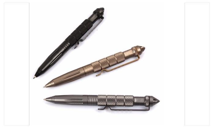 Outdoor Tactical Self Defense Emergency Survival Pen