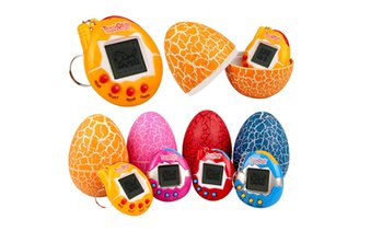 2-Pack Surprise Tamagotchi Dinosaur Egg
