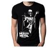 I Find Your Lack Of Heavy Metal Flying V Guitar T-Shirt