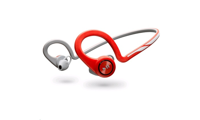 Up To 77% Off on Plantronics BackBeat Fit V2 | Groupon Goods