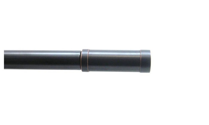Home Decorators Collection 36 In 72 1 Modern Cylinder Rod